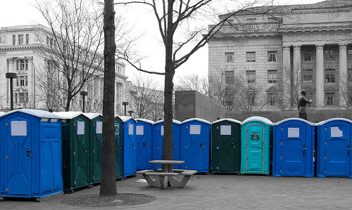 Porta Potty Rental Services Special Events